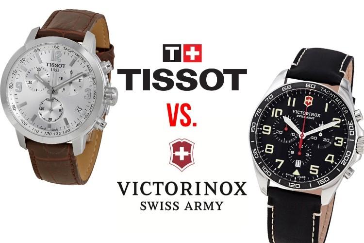 tissot vs victorinox