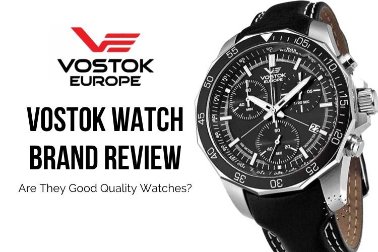 Vostok watch review