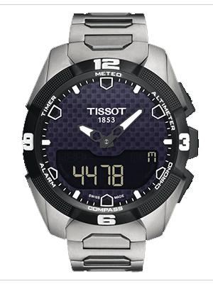 Tissot Swiss-Quartz with Titanium Strap