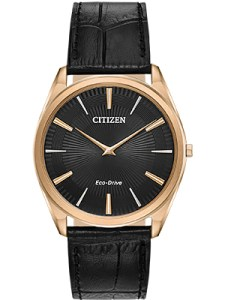 Citizen Eco-Drive Rose Gold Dial