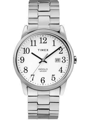 Timex Easy Reader Date 38mm Expansion