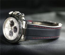 Rolex Daytona Rubber Watch Strap Cotour