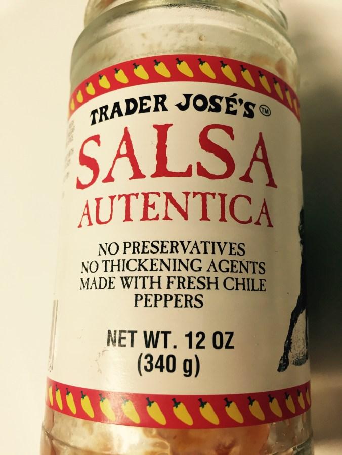Trader Joe's Salsa