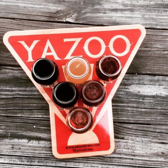 Yazoo beer