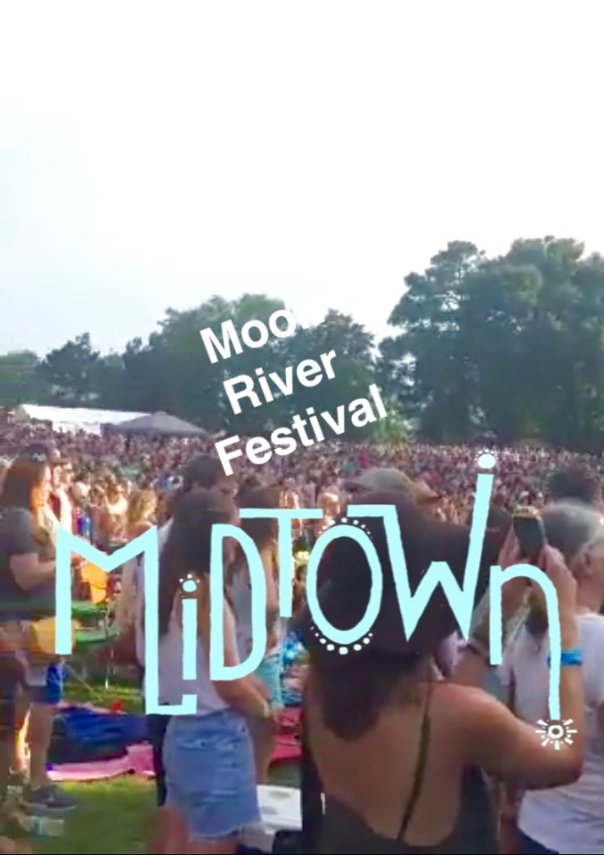 Moon River Festival Midtown