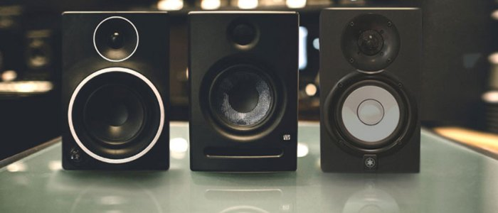 Best Studio Monitors For Small Room