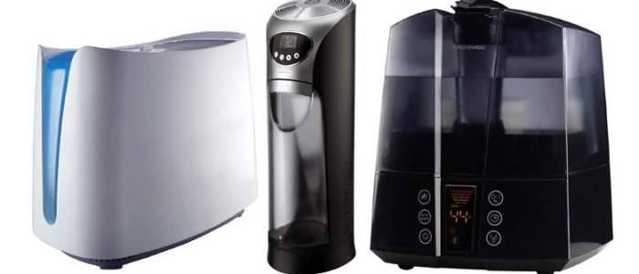 Types Of Humidifiers For Home