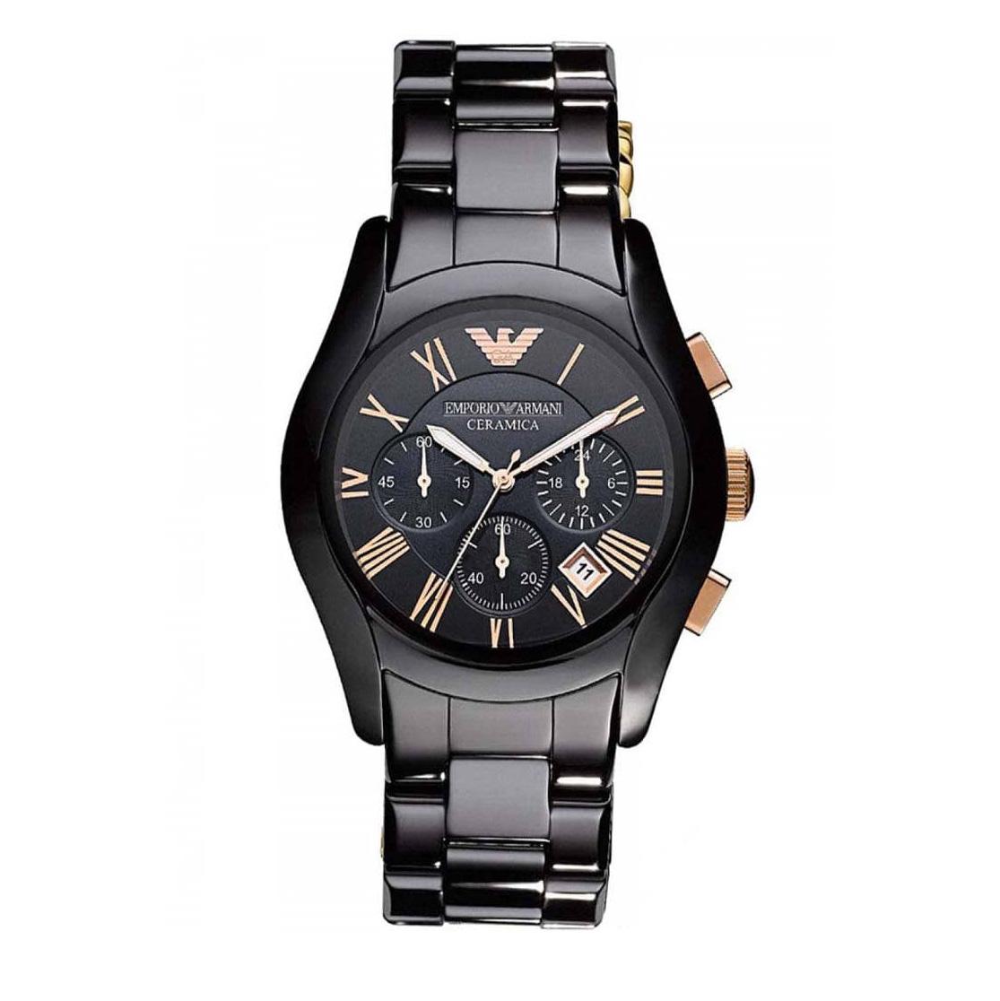Emporio Armani男裝計時手錶 AR1410 – 情侶錶 | ARMANI 手錶 | 手錶批發 – WATCHVIVA
