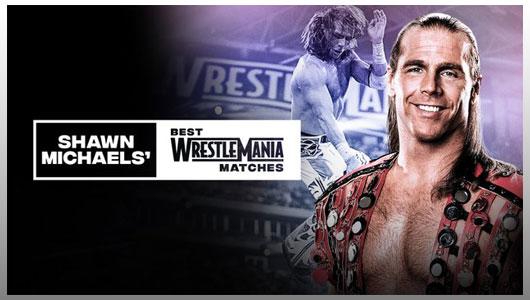 watch shawn michaels best wrestlemania matches