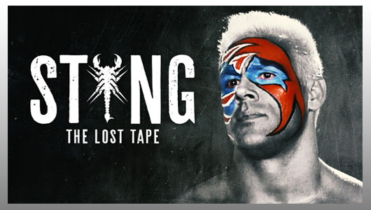 watch wwe network specials sting the lost tape