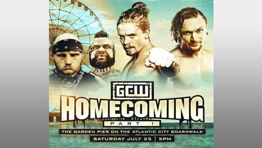 watch gcw homecoming 2020 part 1
