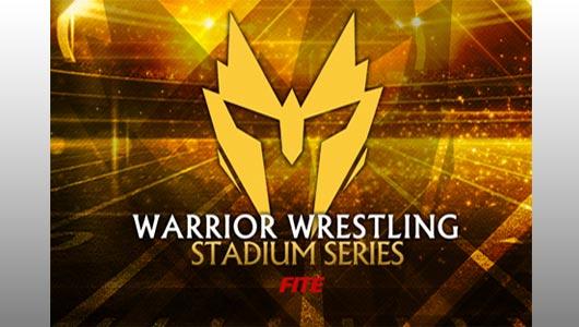 watch warrior wrestling: stadium series 9/12/2020