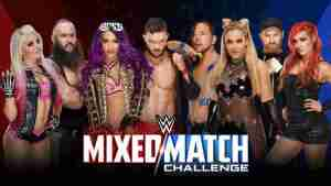 Watch WWE Mixed Match Challenge 2/27/2018 S01E07 Full Show Online Free