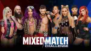 Watch WWE Mixed match challenge Season 2 Episode 6 – 30/10/2018