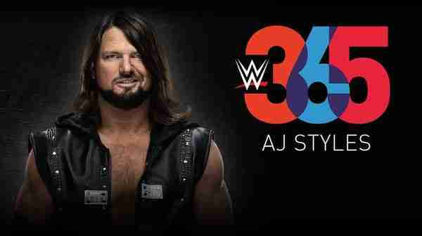 Watch 365 AJ Styles Season 1 Episode 2 11/18/18