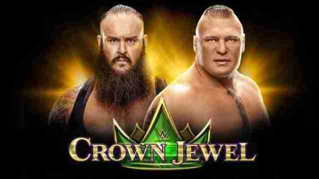 Watch WWE Crown Jewel Live 11/02/18 – 2nd November 2018