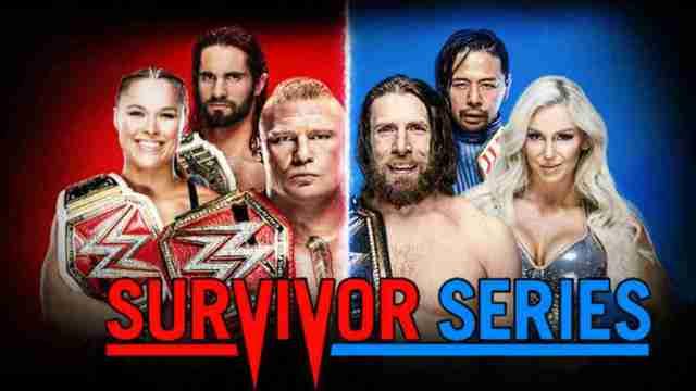 Watch WWE Survivor Series 2018 11/18/18 – 18th November 2018