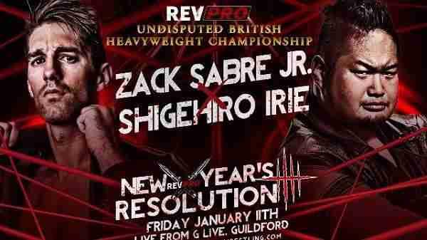 Watch RevPro New Years Resolution 2019