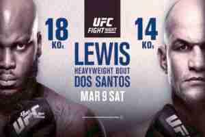Watch UFC FN 146 Live 09/03/2019