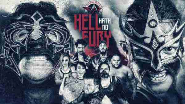 Watch AAW Hell Hath No Fury 3/16/19 Online