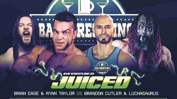 Watch Bar Wrestling 33 Juiced 4/10/19 Online