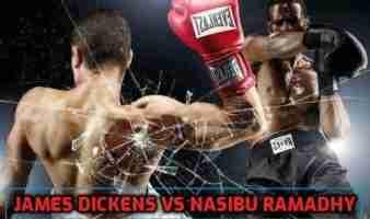 Watch JAMES DICKENS VS NASIBU RAMADHAN 4/20/19 Online