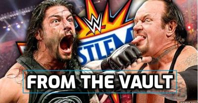 Roman Reigns vs Undertaker