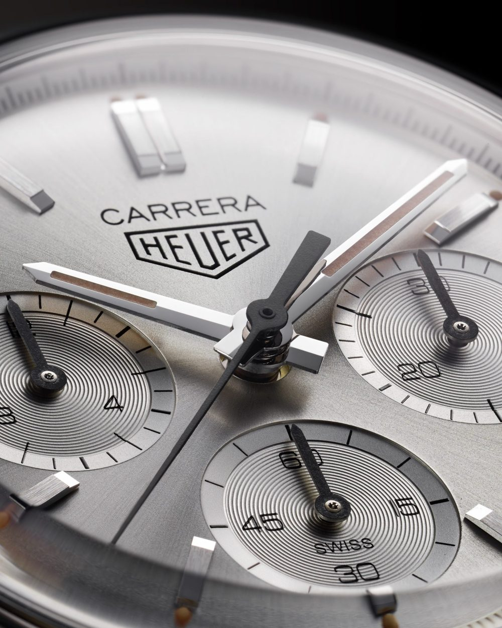 TAG Heuer 160 Years Silver Limited Edition