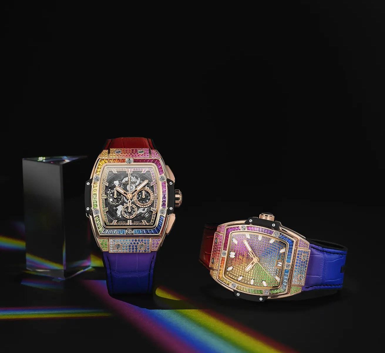 Smallspirit Of Big Bang Rainbow42 39mm Jpg. 4