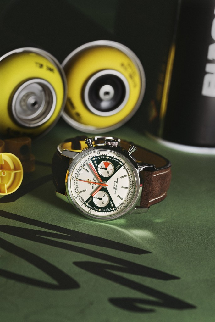 Breitling Top Time Limited Edition 'Zorro'