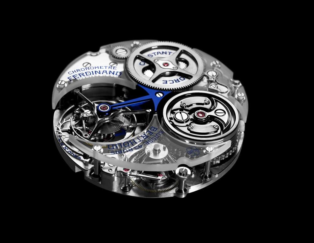 "FB 1.3-1 ""Sapphire Blue"" Chronometre"