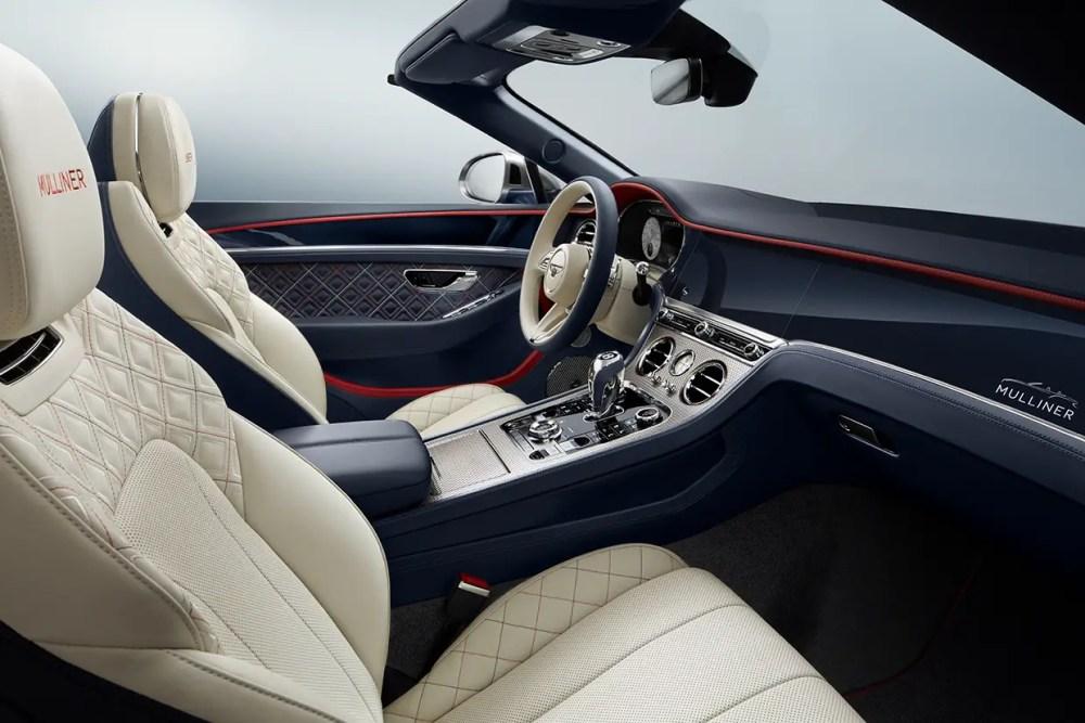 S18 Bentley Continental Gt Mulliner Convertible Across Front Cabin V4a Imperialveneer