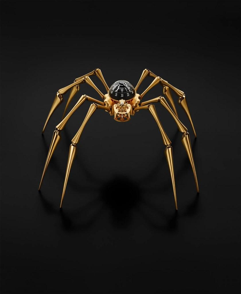 Arachnophobia Gold Lres