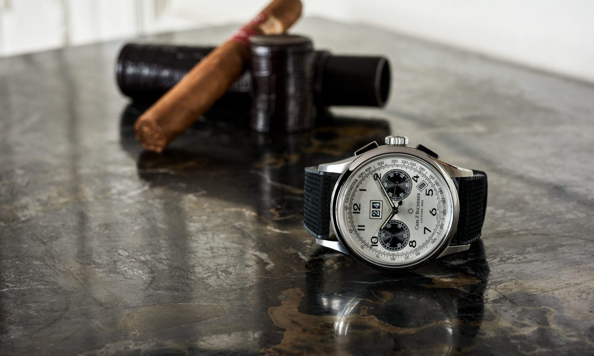Heritage Bicompax Annual In Stainless Steel Scaled