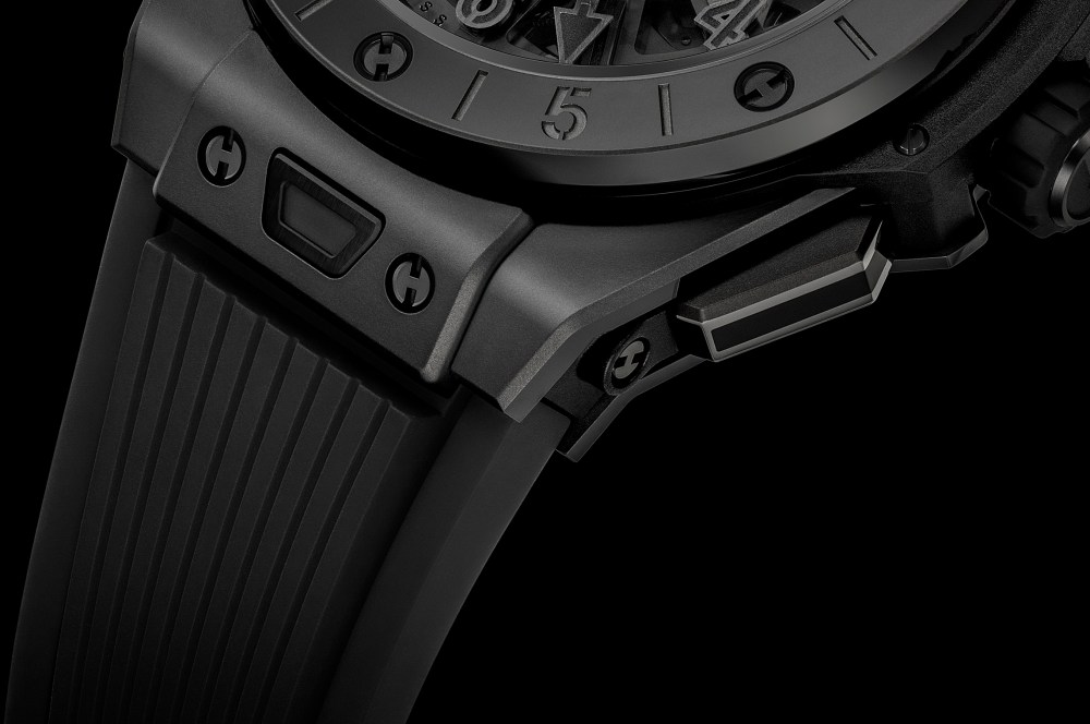 Hublot Big Bang GMT All Black Yohji Yamamoto