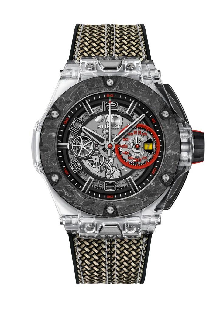 Hublot Big Bang Scuderia Ferrari 90th Anniversary Sapphire 402 Jq 0123 Nr Sd Hr W Jpg. 724x1024