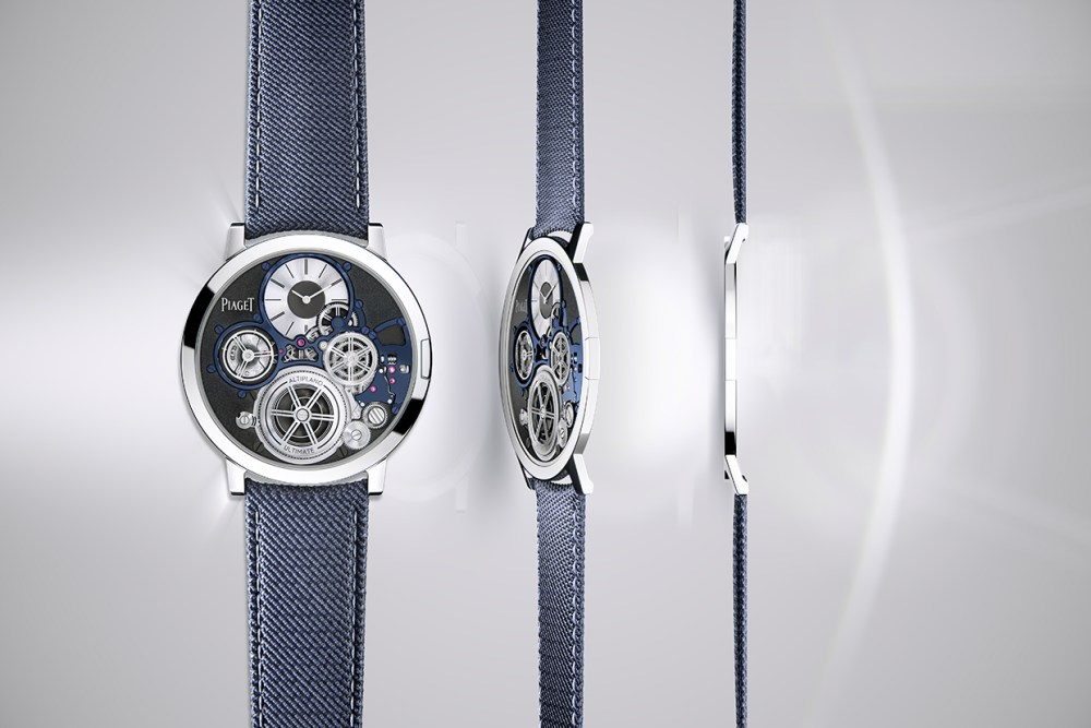 new Piaget Altiplano Ultimate Concept