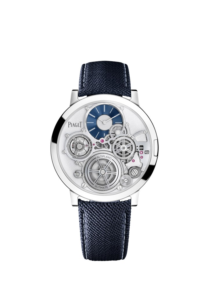 Piaget Altiplano Ultimate Concept Silver G0a45501 Jpg. 722x1024