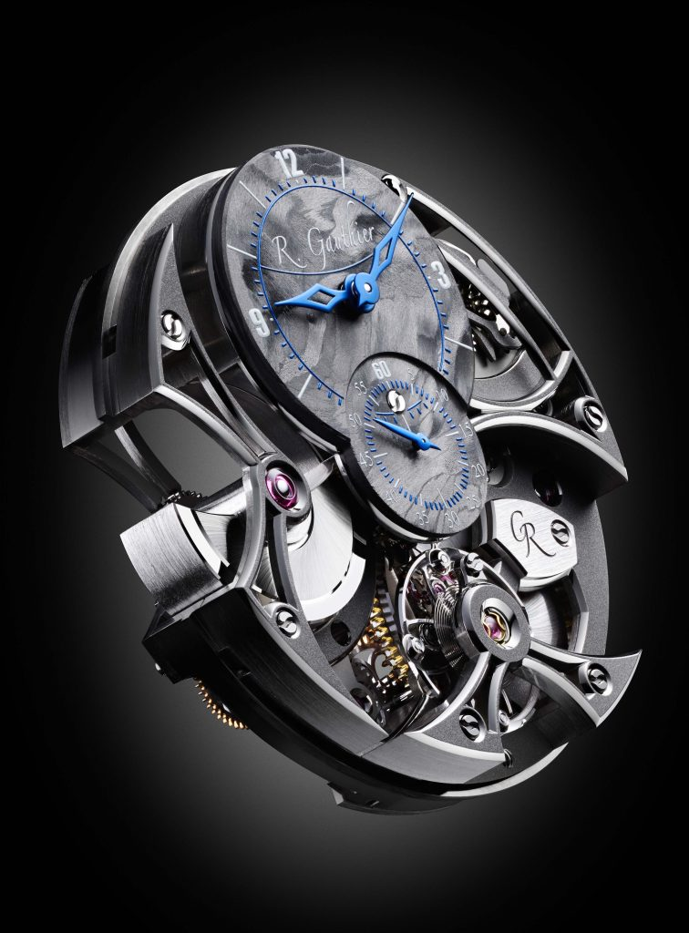 new Romain Gauthier Insight Micro-Rotor Squelette