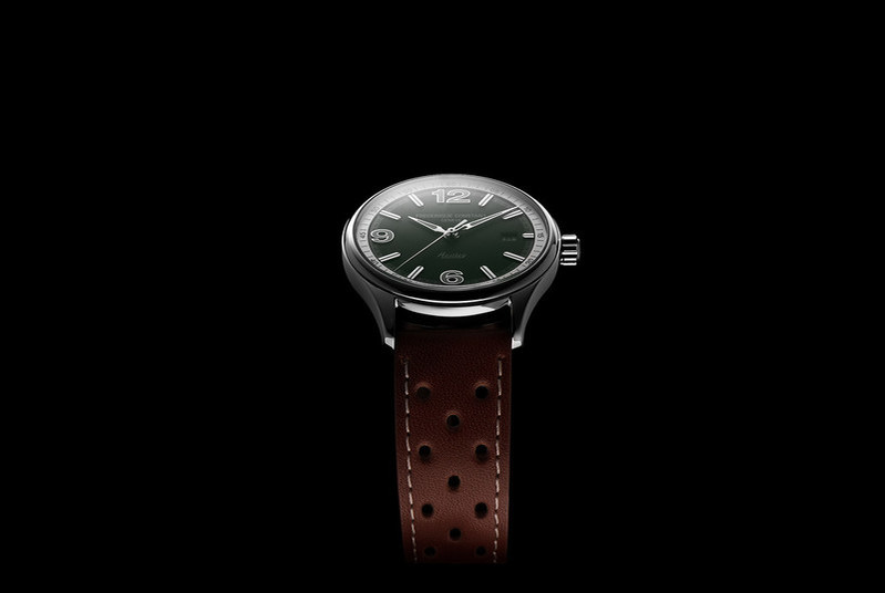 new 2020 Frederique Constant Vintage Rally Healey Automatic