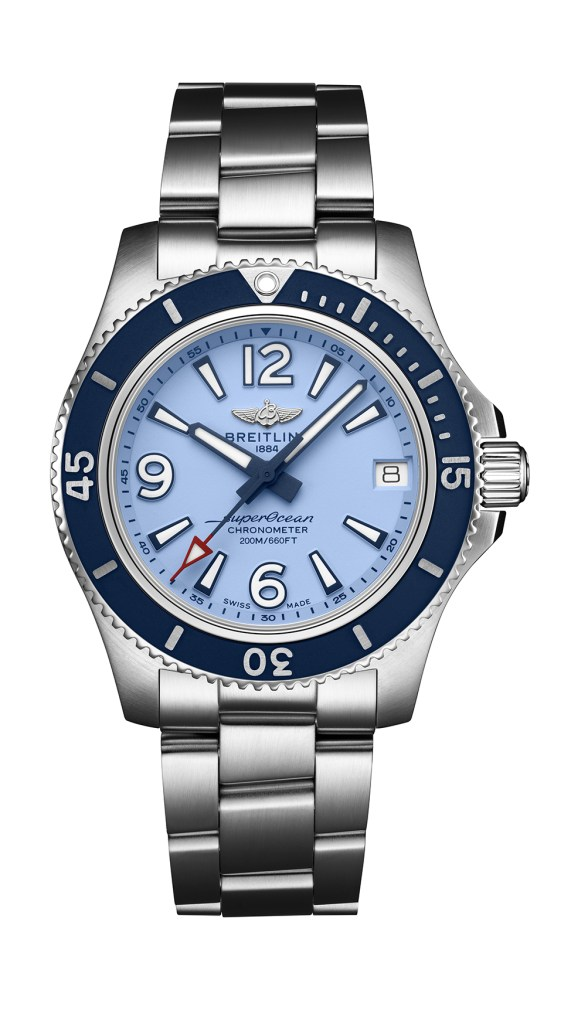22 Superocean 36 With Light Blue Dial And Stainless Steel Bracelet 22853 19 03 19 588x1024