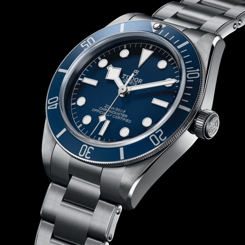 "new Tudor Black Bay Fifty-Eight ""Navy Blue"""