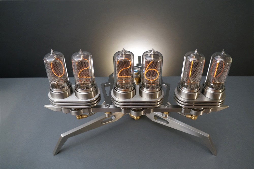 Frank Buchwald's Nixie Machine III