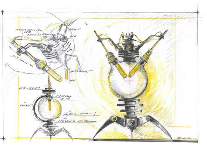 Frank Buchwald Sketch Type 1 Lres