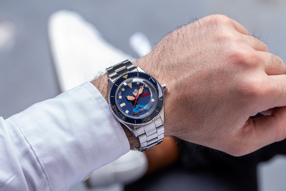 UNDONE Popeye Watch 6 1024x683