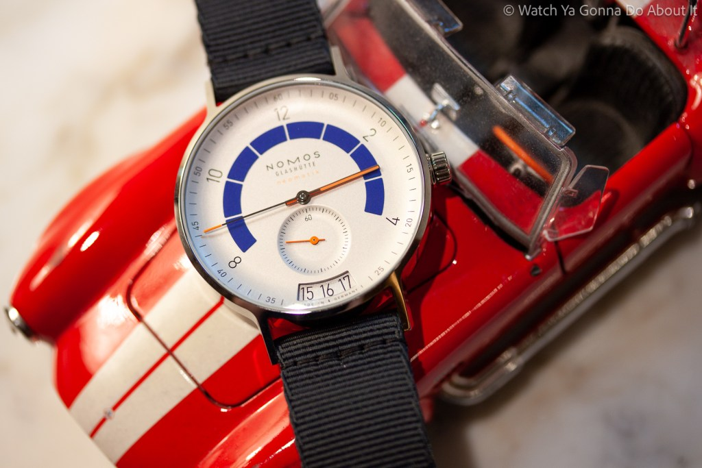 'Collect moments, not things' – Going hands-on with the Nomos Glashütte Autobahn neomatik 41