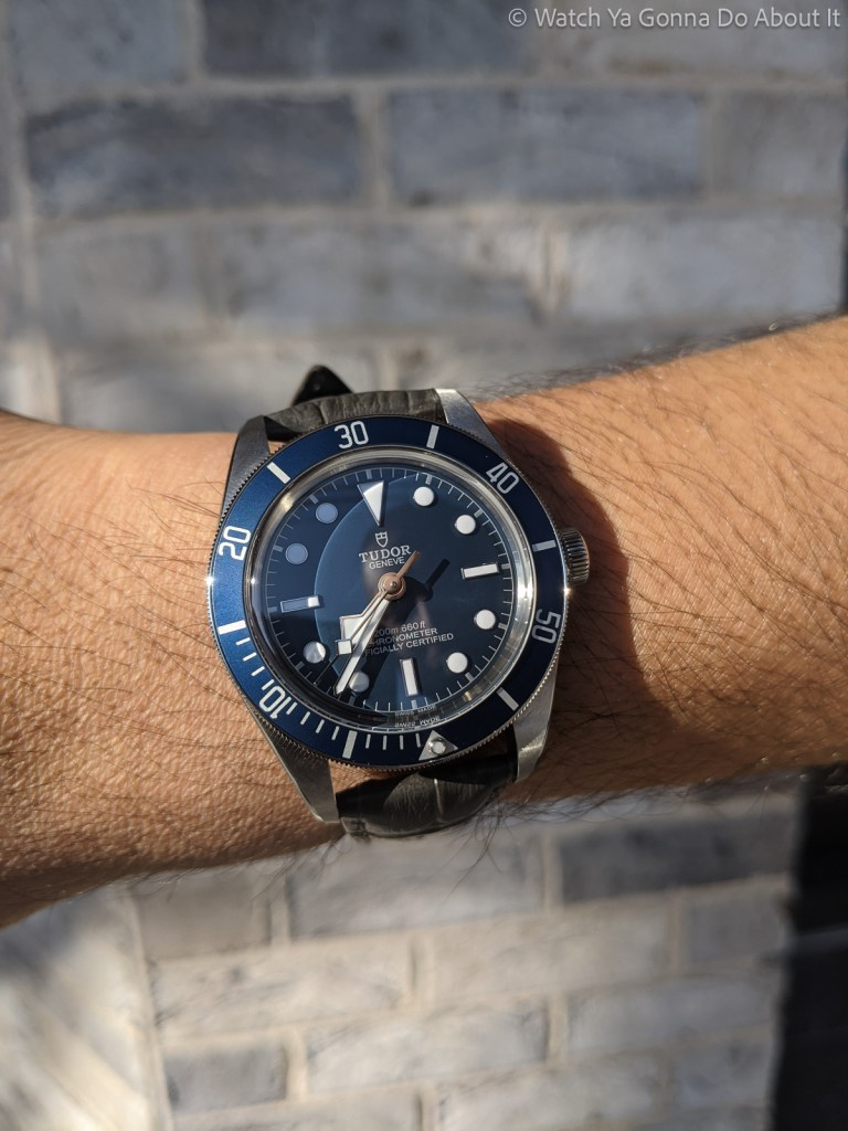 Tudor Black Bay 58 Blue 2 768x1024