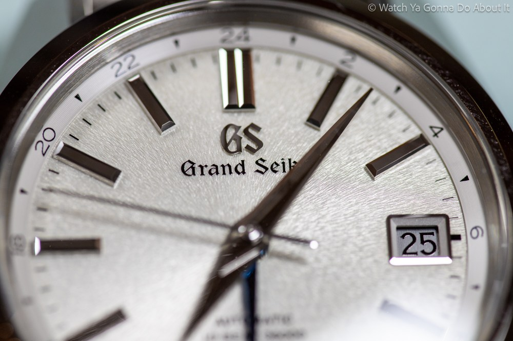 Grand Seiko SBGJ201 and STGK007