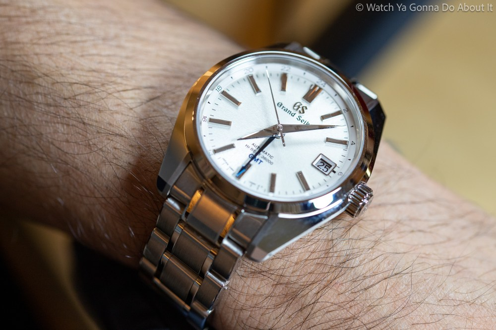 Grand Seiko White Dial Men And Women 14 1024x682