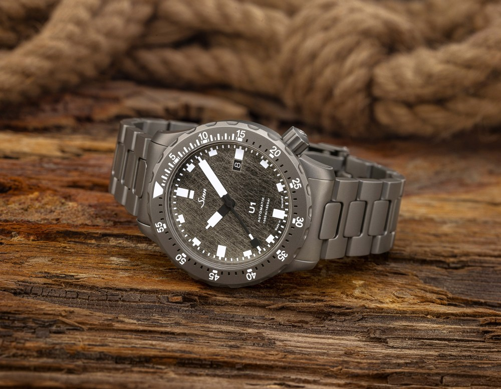 New Sinn Diving Watch U1 DS